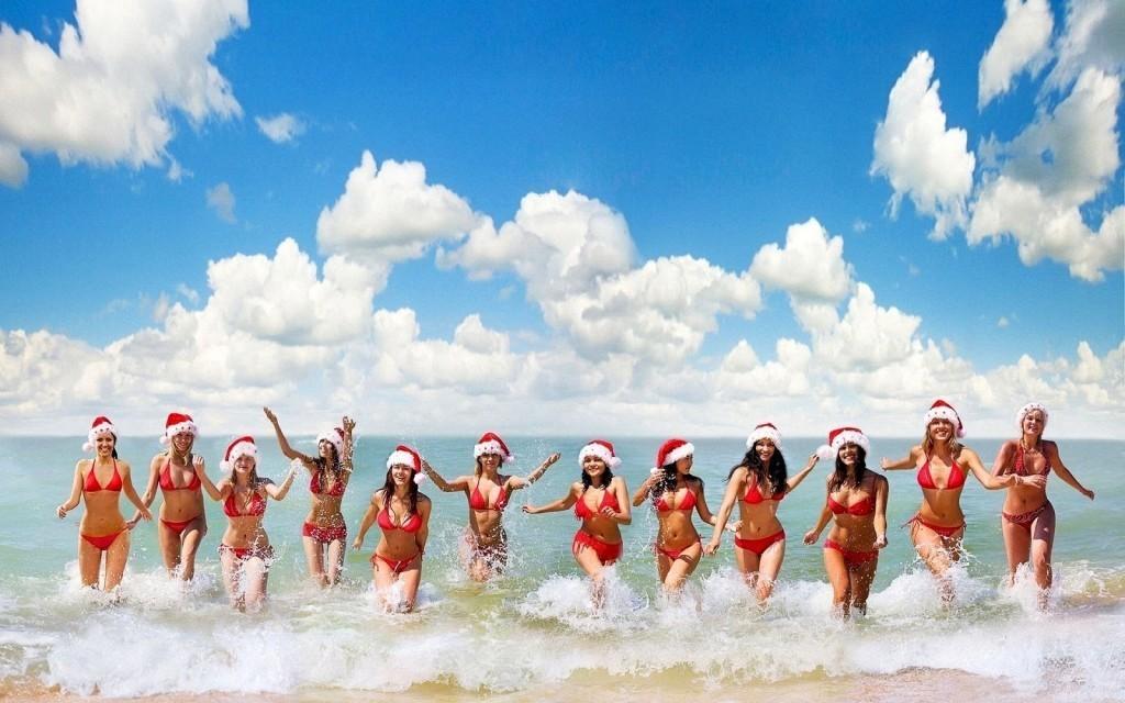 ゴールドコーストのクリスマス.jpg