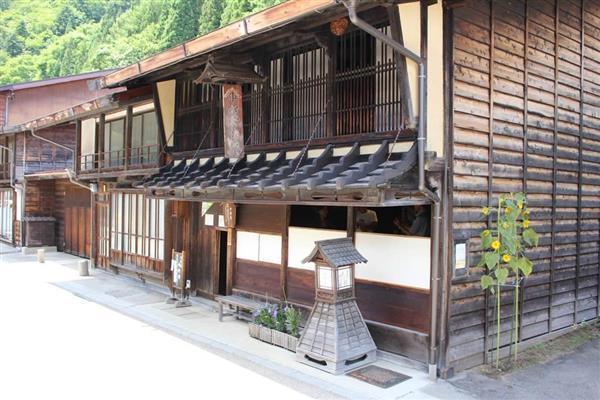 奈良井宿 元櫛問屋中村邸2.jpg