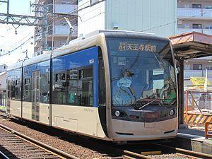 路面電車 阪堺線.JPG
